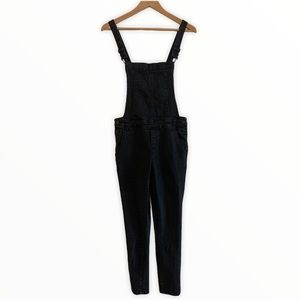 Kendall & Kylie Black Overalls